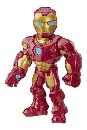 Boneco Marvel Super Hero Homem De Ferro 19cm
