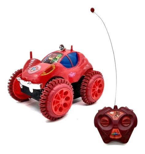 Carro RC Super Manobra Pj Masks Corujita