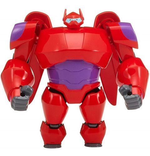 Boneco Articulado Big Hero 6 Series Baymax Bandai