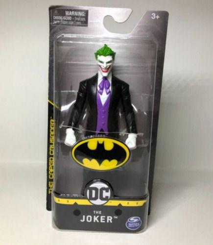 Boneco Coringa Liga Da Justiça Dc Joker 15 Cm Terno