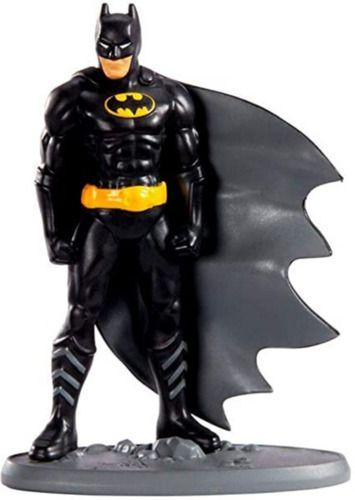 Boneco Batman Moderno Liga Da Justiça Mini Figuras 7 Cm