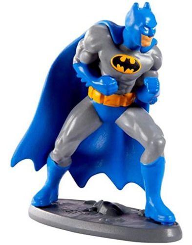 Boneco Batman Clássico Liga Da Justiça Mini Figura 7 Cm