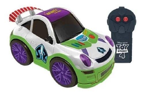 Carro RC Toy Story Buzz Lightyear Disney