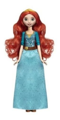 Boneca Articulada 30 Cm - Princesas Disney - Merida