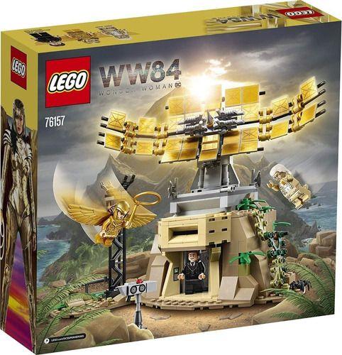 Lego Super Heroes - Mulher Maravilha Vs Cheetah 371 Pcs