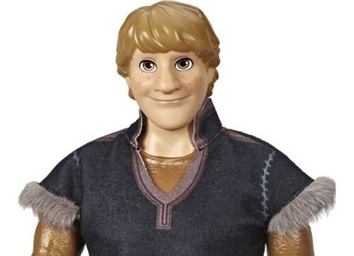 Boneco Kristoff Frozen 2 - Disney 30 Cm