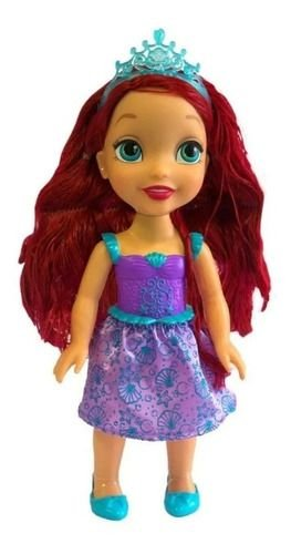 Boneca Ariel Minha Primeira Princesa Clássica- Mimo