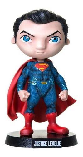 Boneco Superman Justice League Mini Heroes Dc