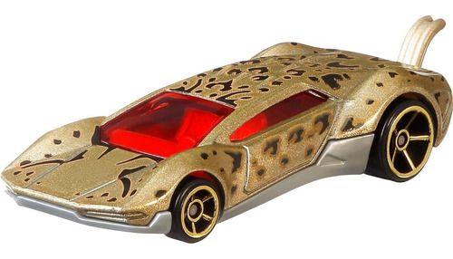 Hot Wheels Edição Ww84 The Cheetah Mulher Maravilha