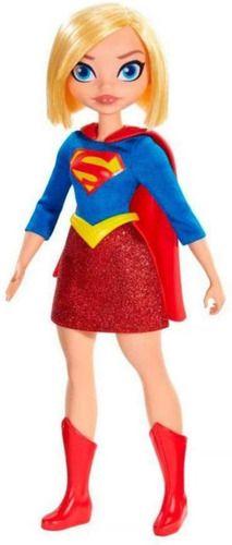 Boneca Dc Super Hero Girls - Cn- Supergirl Linda 30cm