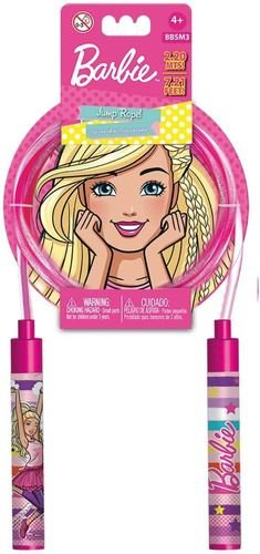 Corda De Pular Barbie Fabulosa 2,20 Metros Brilhante