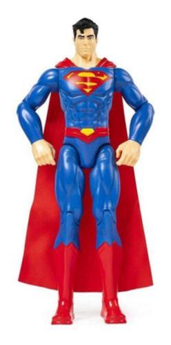 Boneco Superman - Dc 1 Edição Especial 30cm