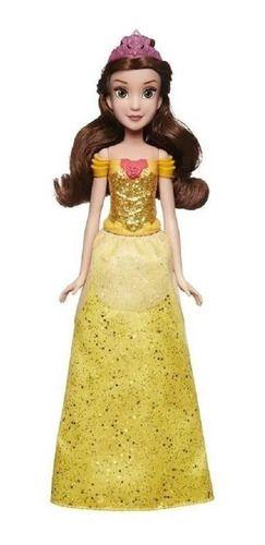 Boneca Clássica 30 Cm Princesas Disney - Bela