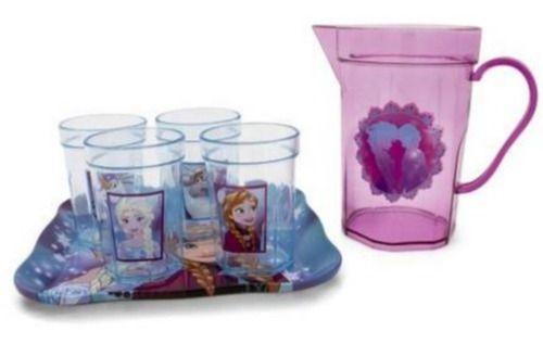 Kit Suco Magico - Refresco Disney Frozen Com Copos Garra