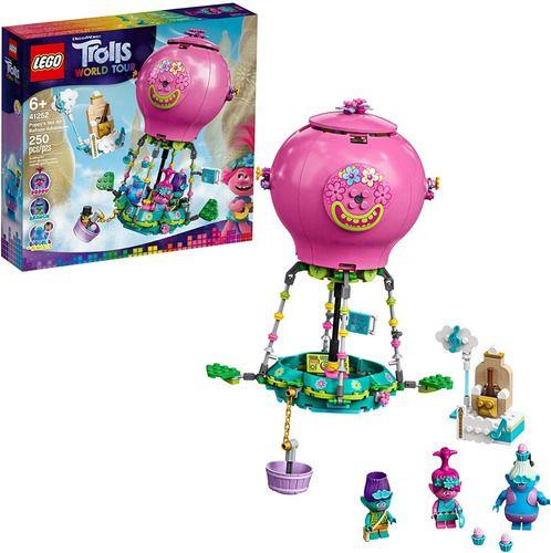 Lego Trolls A Aventura Em Balão De Ar Quente De Poppy
