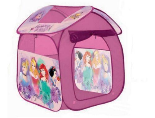 Barraca - Casa Das Princesas Disney + 25 Bolinhas