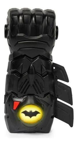 Manopla Eletrônica Do Batman Com Sons E Luz