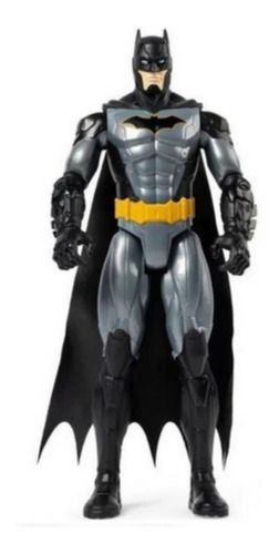 Boneco Figuras Dc Liga Da Justiça Boneco Batman 30 Cm