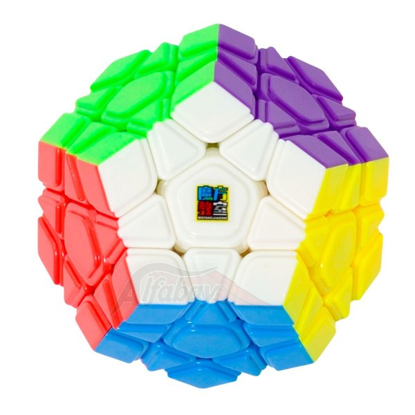 Moyu Megaminx Meilong Stickerless