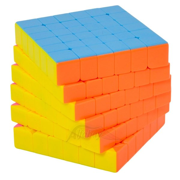 Yisheng Series 6x6x6 Candy Colors Stickerless