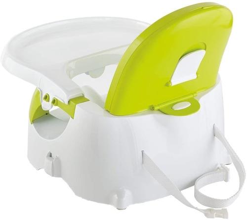 Cadeira De Alimentação Fisher-price Booster 2 Em 1 - Verde