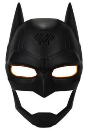 Máscara Do Batman Eletrônica - Troca Voz - Dc Batman