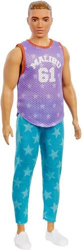 Barbie Fashionistas Ken Edição 2021 Nova Embalagem N164