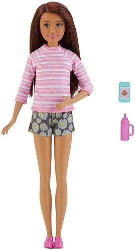 Barbie Skipper Babysitters Jovem Morena Roupa Listrada