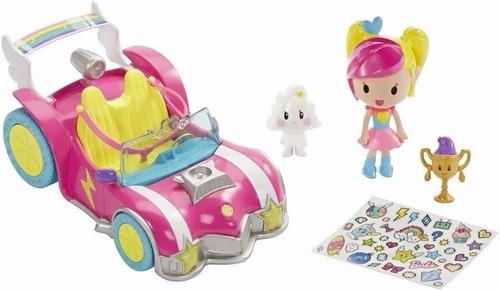 Barbie Video Game Hero Carro Vehicle Edição Colecionador