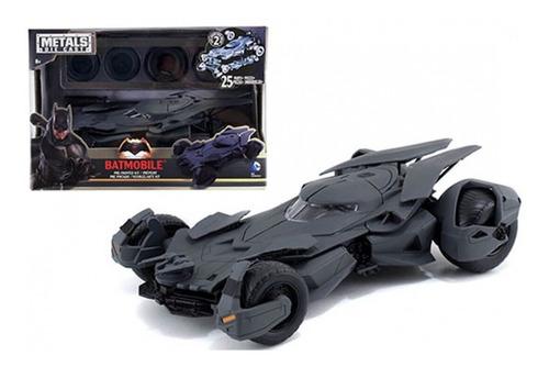 Batmobile 1:24 Model Kit Batman V Superman Jada Toys Dtc
