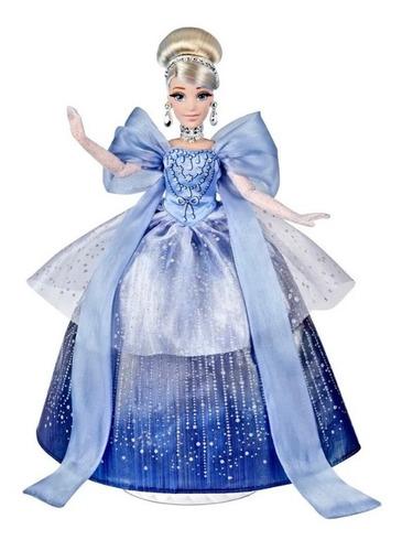 Boneca Ciderela Edição Colecionador De Luxo 70 Anos - Disney