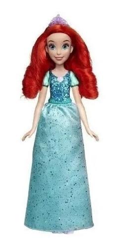 Boneca Princesa Ariel Disney Royal Shimmer Brilhantes