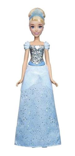 Boneca Princesa Cinderela Disney Royal Shimmer Brilhantes