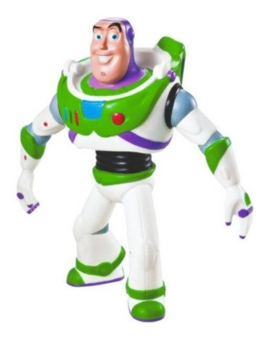 Boneco Buzz Lightyear Toy Story - Disney - Pixar -20 Cm