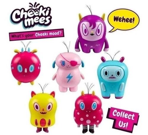 Boneco Cheeki Mees Billy Zangado Com Som Colecionáveis