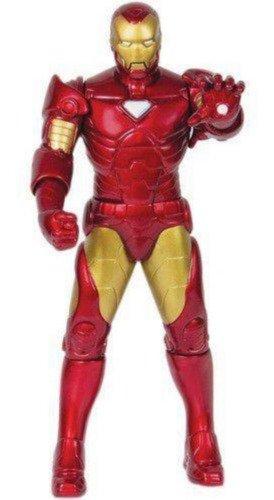 Boneco Iron Man -homem De Ferro - Marvel Comics 45cm Gigante