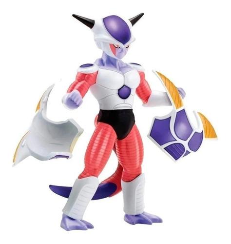 Dragon Ball Super - Boneco Frieza Freezer - Brinquedos Choco