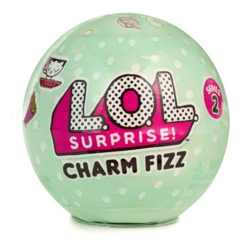 Kit 2 Lol Lol Surprise: Charm Fizz Sortido (acessório)