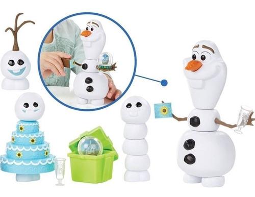 Kit Boneco - Frozen - Disney - Febre Congelante Festa Magica