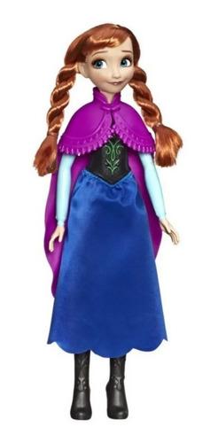 Nova Boneca Frozen 2 Anna - Hasbro E5512 Lançamento