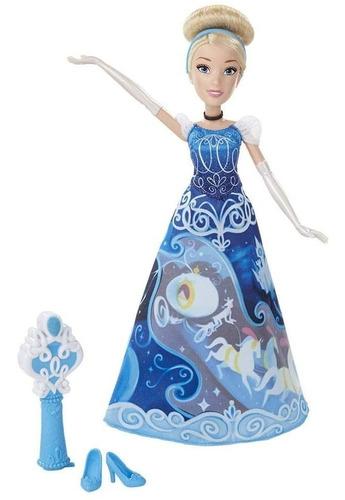 Princesas Disney Cinderela Vestido Mágico Conta Sua Historia