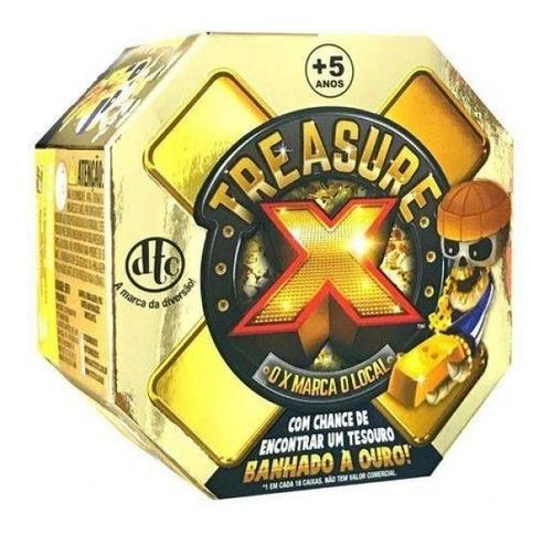 Treasure X Dtc Brinquedo Escava Surpresa O X Marca O Local