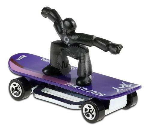 Hot Wheels - Skate Grom - Skateboard Tokyo 2020 - 6-10