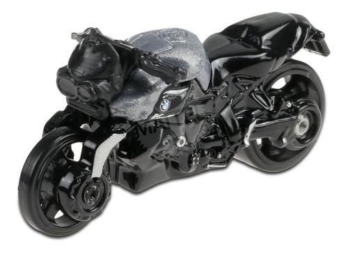Hot Wheels Carrinho Moto Bmw K 1300 R - Edição Especial