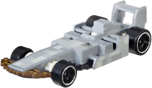 Hot Wheels Coleção Minecraft Especial Skeleton - Esqueleto