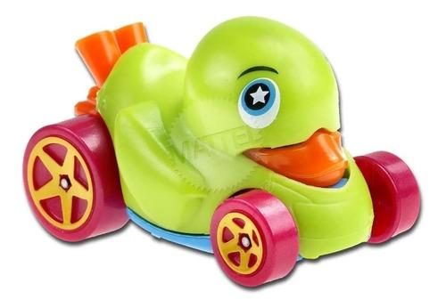 Hot Wheels Duck N Roll Pato Borracha Street Beasts 2020 1/64