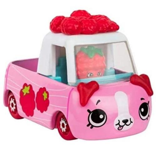 Mini Shopkins Veículo De Metal Cutie Cars Fran Boesa Edição