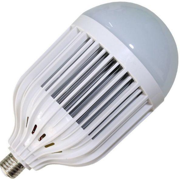 Lâmpada 250W Super LED Bulbo Bivolt Branco Frio 6000k