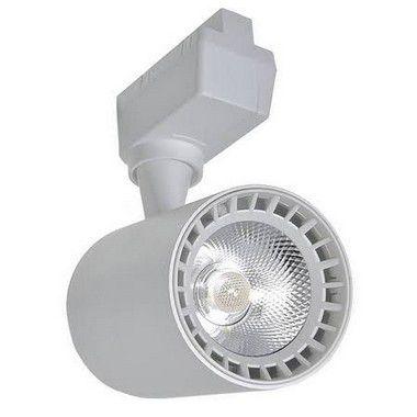 Spot 10W LED Branco para Trilho Eletrificado Branco Neutro 4000k