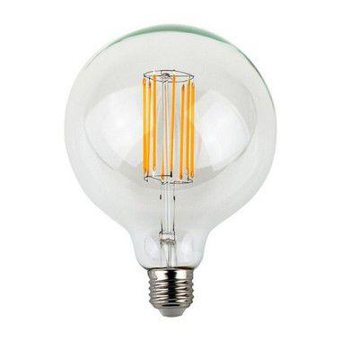 Lâmpada 4W LED De Filamento G80 Vintage Edson Bivolt Bulbo